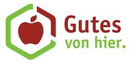 Logo der Aktion Gutes von Hier.
